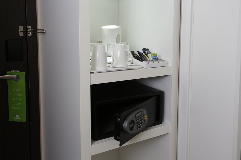 Holiday Inn Southend-Safes available in each room<br/>Image from Leonardo