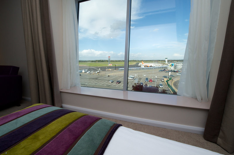 Holiday Inn Southend-View from Superior Room<br/>Image from Leonardo