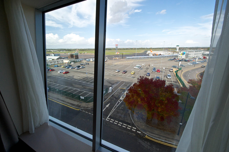Holiday Inn Southend-Views over London Southend Airport<br/>Image from Leonardo