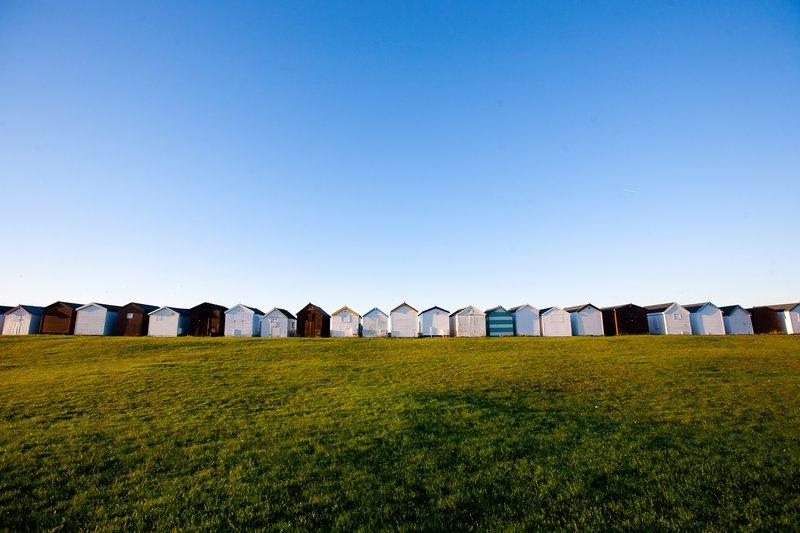 Holiday Inn Southend-Thorpe Bay Beach Huts<br/>Image from Leonardo