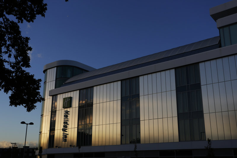 Holiday Inn Southend-The hotel spans five floors with a rooftop restaurant & bar<br/>Image from Leonardo