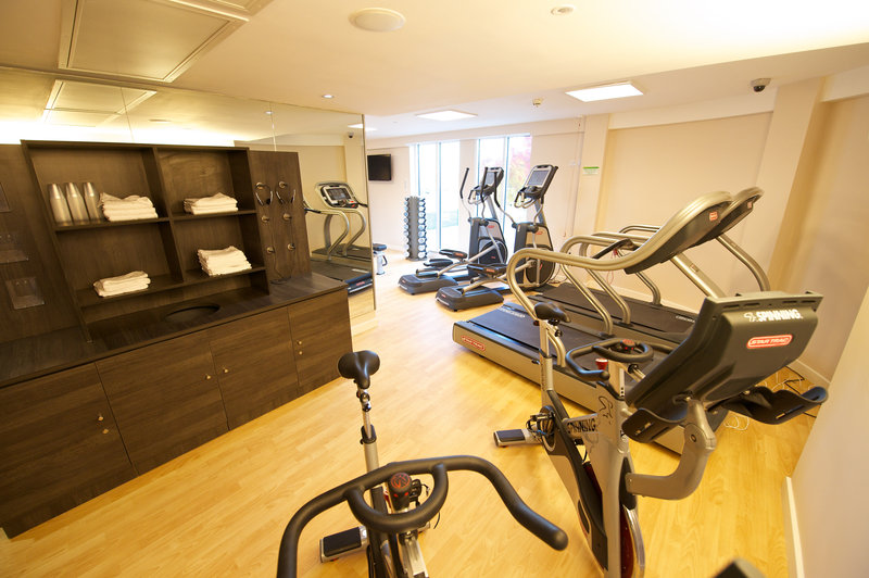 Holiday Inn Southend-Mini Gym is available free of charge<br/>Image from Leonardo