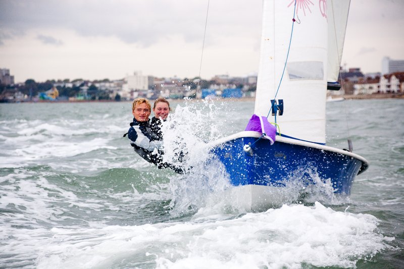 Holiday Inn Southend-Southend offers a range of watersports<br/>Image from Leonardo