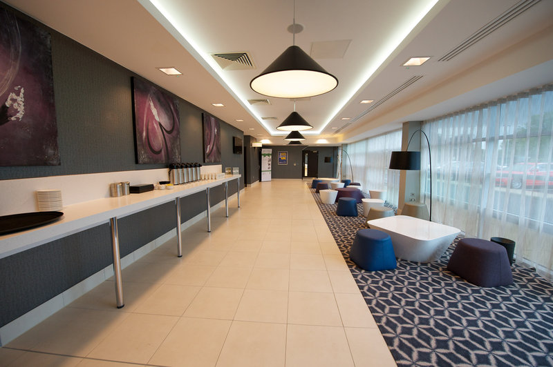 Holiday Inn Southend-The Laker Foyer offers a separate break out area<br/>Image from Leonardo