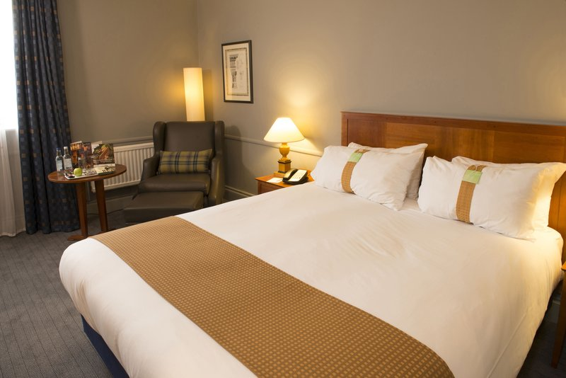 Holiday Inn Brentwood M25, Jct.28-Executive double room<br/>Image from Leonardo