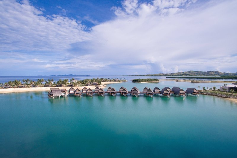 Fiji Marriott Resort Momi Bay-Aerial View<br/>Image from Leonardo