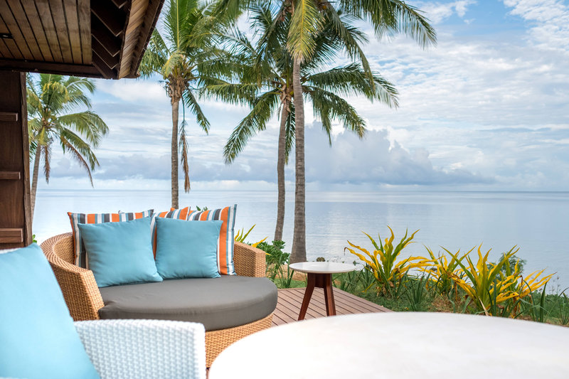 Fiji Marriott Resort Momi Bay-Guest Room - Terrace<br/>Image from Leonardo