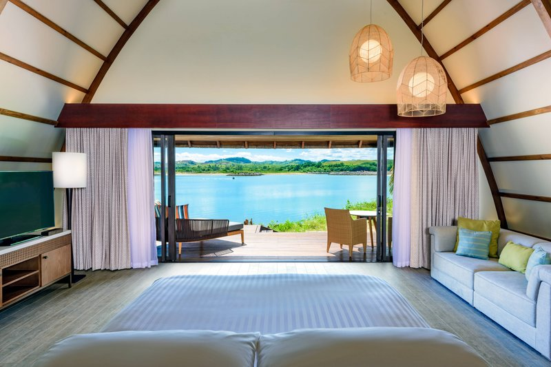 Fiji Marriott Resort Momi Bay-Royal Lagoon Bure Villa<br/>Image from Leonardo