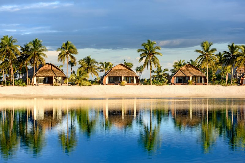 Fiji Marriott Resort Momi Bay-Lagoon Bure<br/>Image from Leonardo