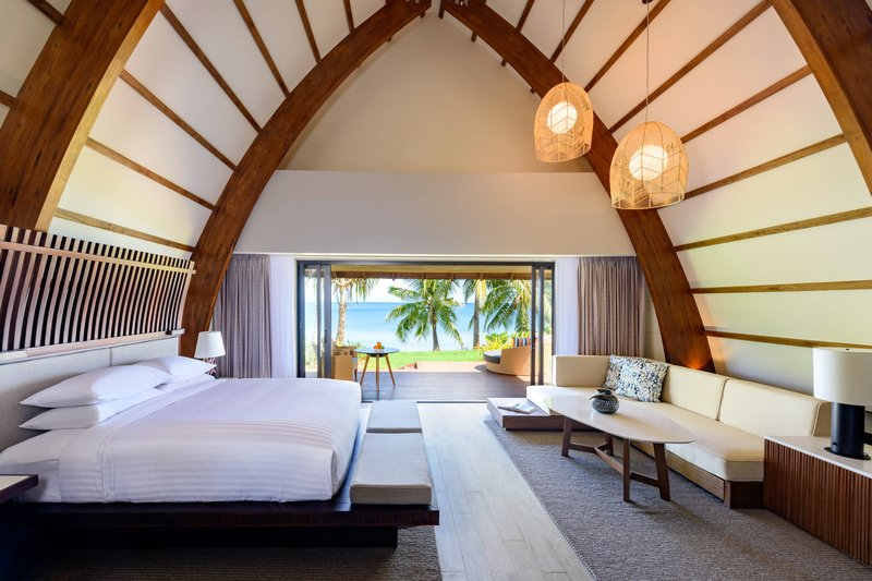 Fiji Marriott Resort Momi Bay-Ocean Front Bure Villa<br/>Image from Leonardo