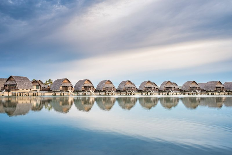Fiji Marriott Resort Momi Bay-Over-Water Lagoon Bure Villas<br/>Image from Leonardo