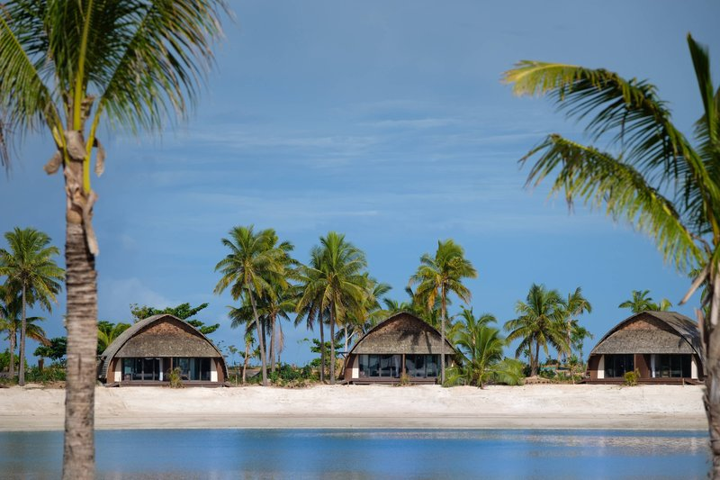 Fiji Marriott Resort Momi Bay-Duplex Ocean Front Bure Villas<br/>Image from Leonardo