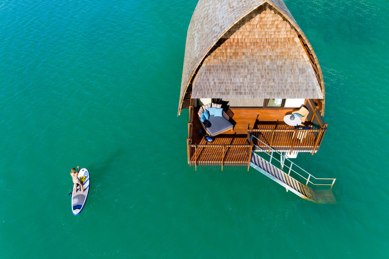 Fiji Marriott Resort Momi Bay-Over-Water Royal Suite - Private Lagoon Access<br/>Image from Leonardo