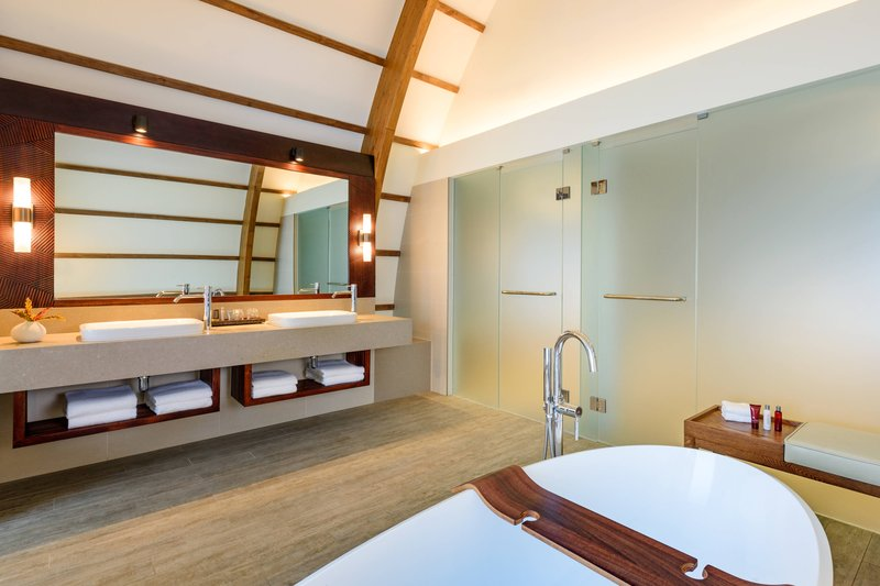 Fiji Marriott Resort Momi Bay-Royal Bure - Bathroom<br/>Image from Leonardo