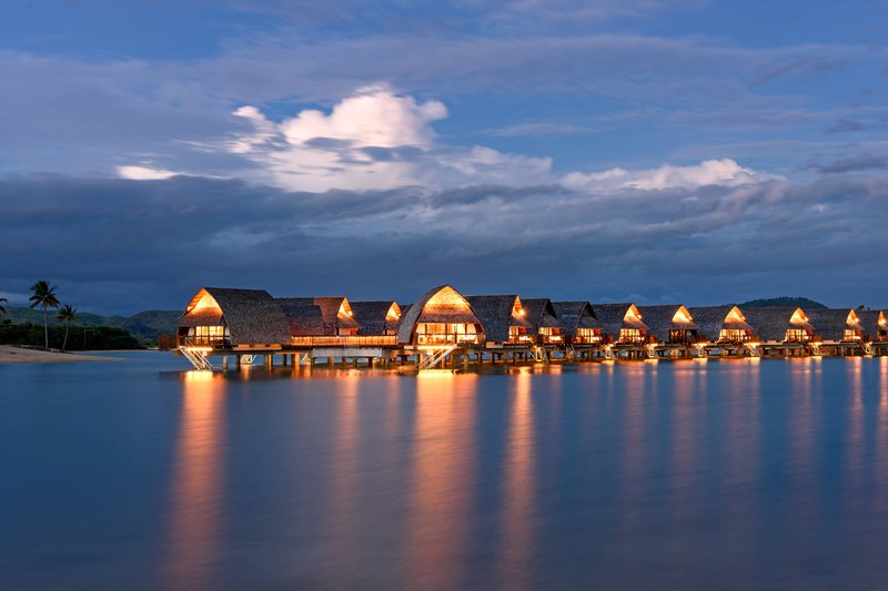 Fiji Marriott Resort Momi Bay-Man-Made Lagoon<br/>Image from Leonardo