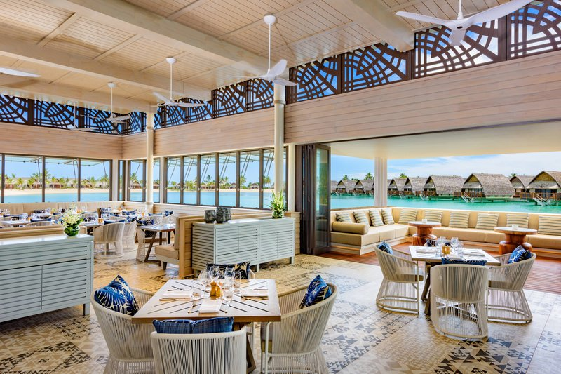 Fiji Marriott Resort Momi Bay-Lagoon House & Bar<br/>Image from Leonardo