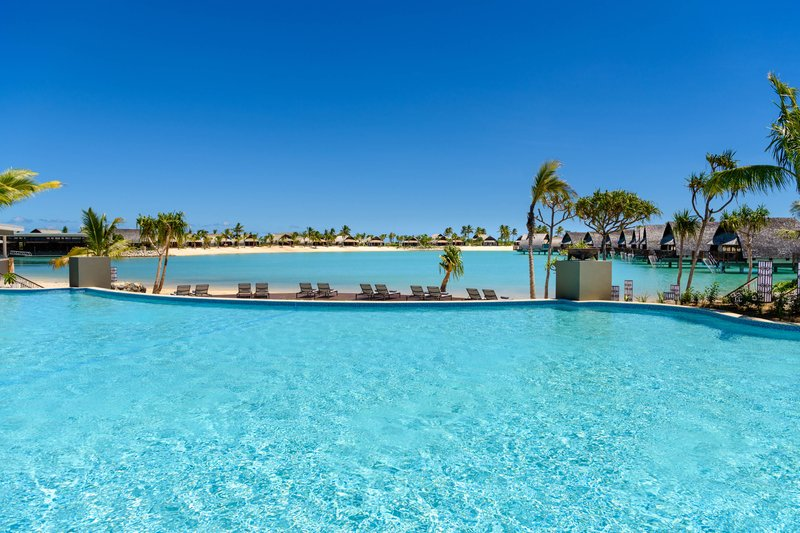 Fiji Marriott Resort Momi Bay-Main Outdoor Pool<br/>Image from Leonardo