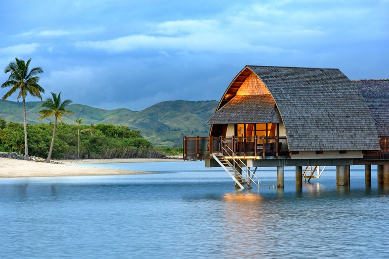 Fiji Marriott Resort Momi Bay-Over-Water Lagoon Bure Villa<br/>Image from Leonardo