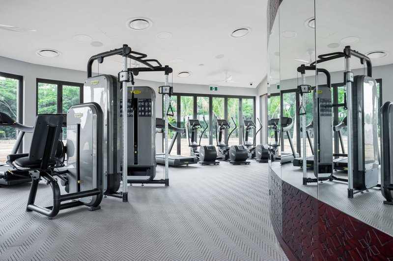 Fiji Marriott Resort Momi Bay-Fitness Center<br/>Image from Leonardo