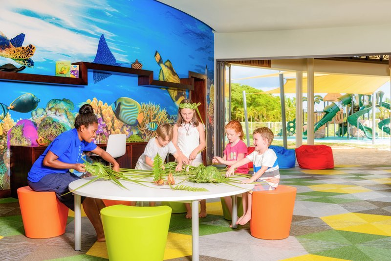 Fiji Marriott Resort Momi Bay-Turtles Kids' Club<br/>Image from Leonardo