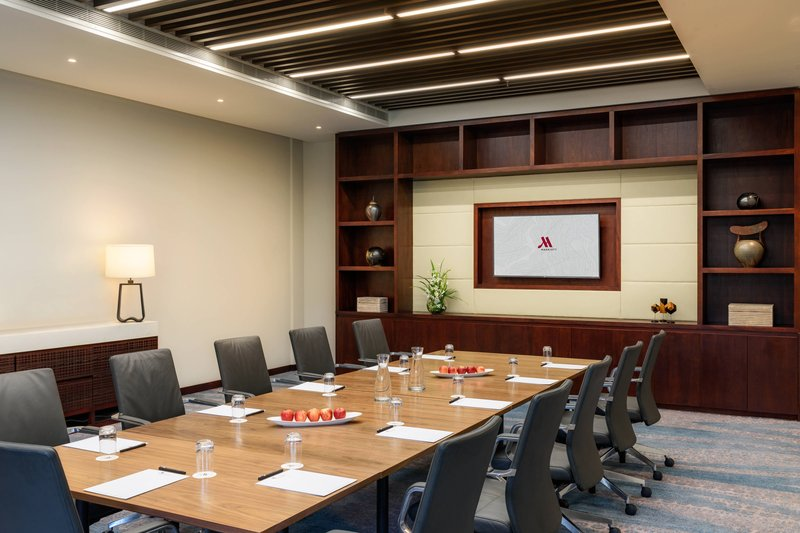 Fiji Marriott Resort Momi Bay-Island Boardroom - Conference Setup<br/>Image from Leonardo