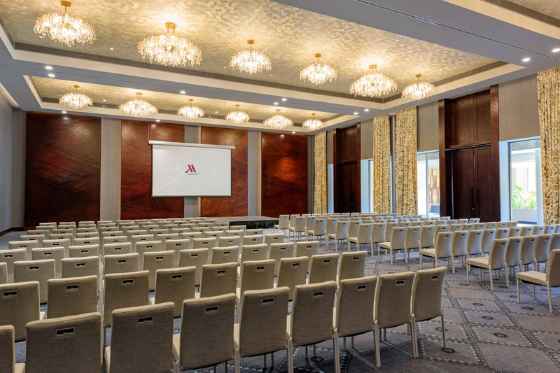 Fiji Marriott Resort Momi Bay-Grand Salon Meeting Room - Theatre Setup<br/>Image from Leonardo