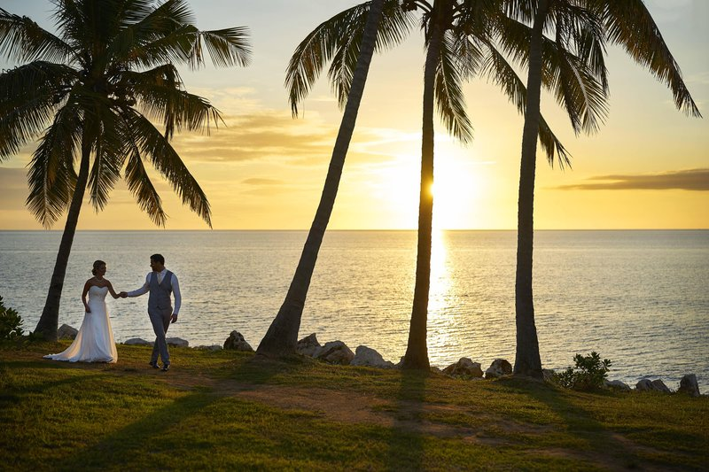Fiji Marriott Resort Momi Bay-Sunset Ceremony<br/>Image from Leonardo