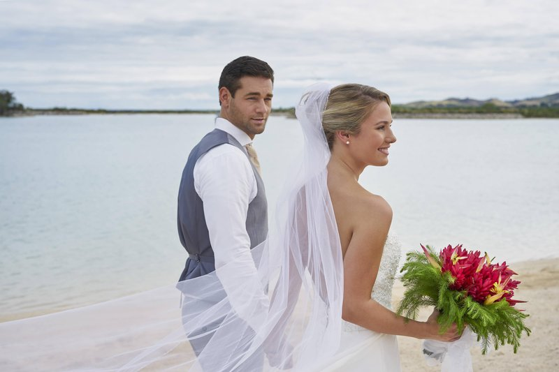 Fiji Marriott Resort Momi Bay-Wedding Ceremony<br/>Image from Leonardo