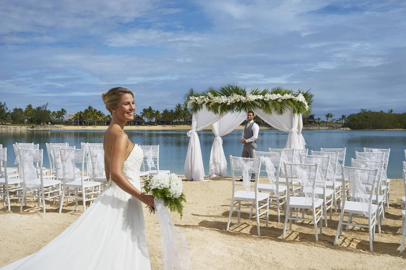 Fiji Marriott Resort Momi Bay-Vonu Beach - Wedding Ceremony<br/>Image from Leonardo