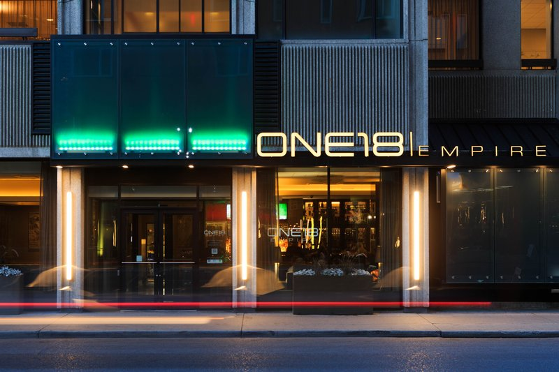 Calgary Marriott Downtown Hotel-ONE18 EMPIRE<br/>Image from Leonardo