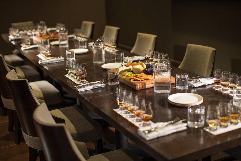 Calgary Marriott Downtown Hotel-ONE18 EMPIRE - McTavish Whiskey Tasting<br/>Image from Leonardo