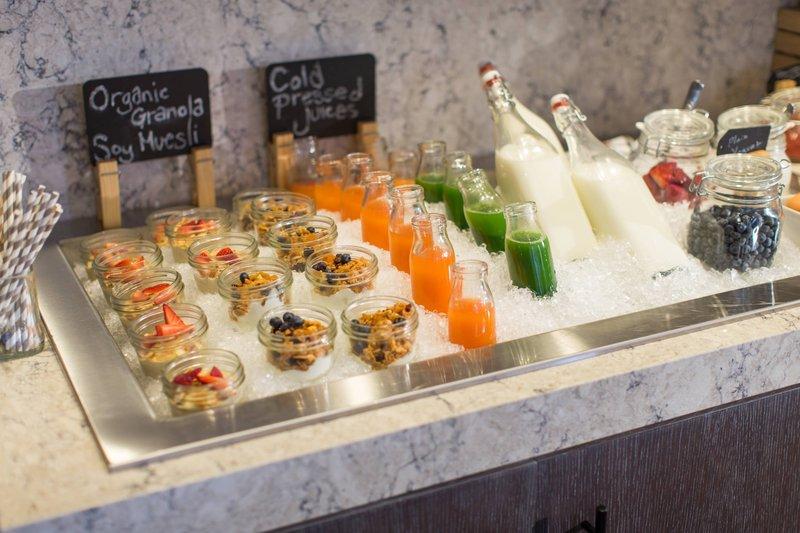 Calgary Marriott Hotel-ONE18 EMPIRE - Breakfast Buffet<br/>Image from Leonardo