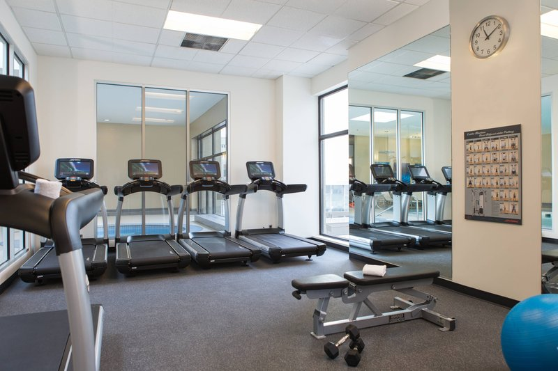 Calgary Marriott Hotel-Fitness Centre<br/>Image from Leonardo