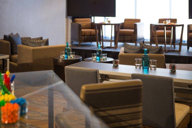 Calgary Marriott Downtown Hotel-Sunalta Meeting Room – Meetings Imagined Setup<br/>Image from Leonardo