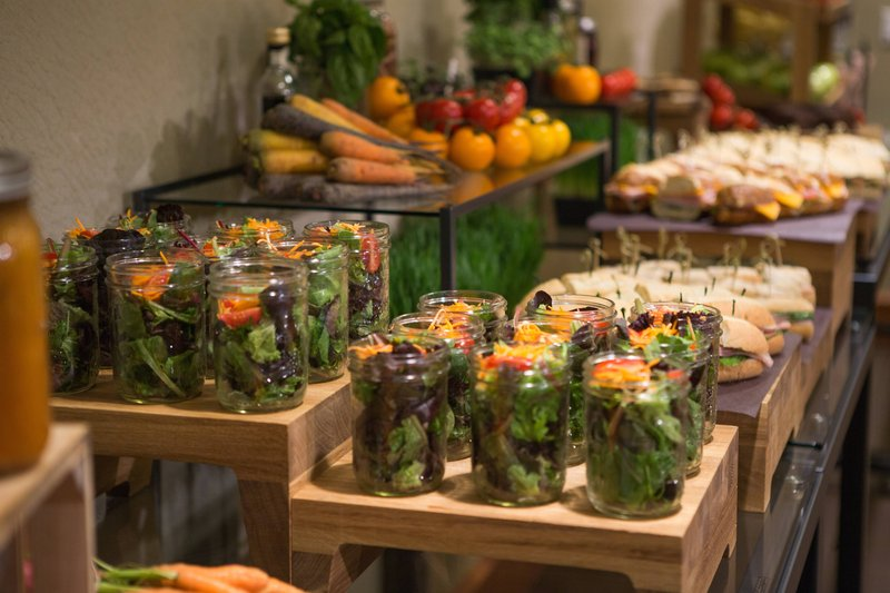 Calgary Marriott Downtown Hotel-Catering Details<br/>Image from Leonardo