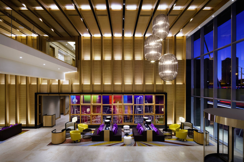 Delta Hotels by Marriott Toronto-Lobby<br/>Image from Leonardo