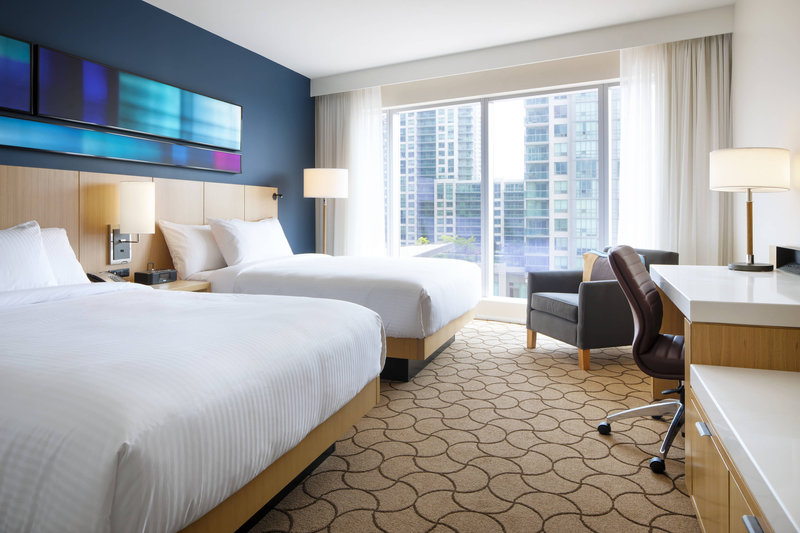 Delta Hotels by Marriott Toronto-Queen/Queen Guest Room<br/>Image from Leonardo
