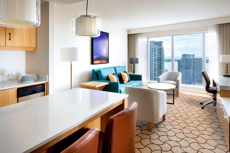Delta Hotels by Marriott Toronto-One-Bedroom Suite<br/>Image from Leonardo