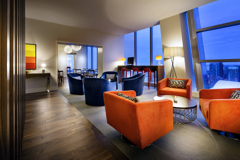 Delta Hotels by Marriott Toronto-Club Lounge<br/>Image from Leonardo