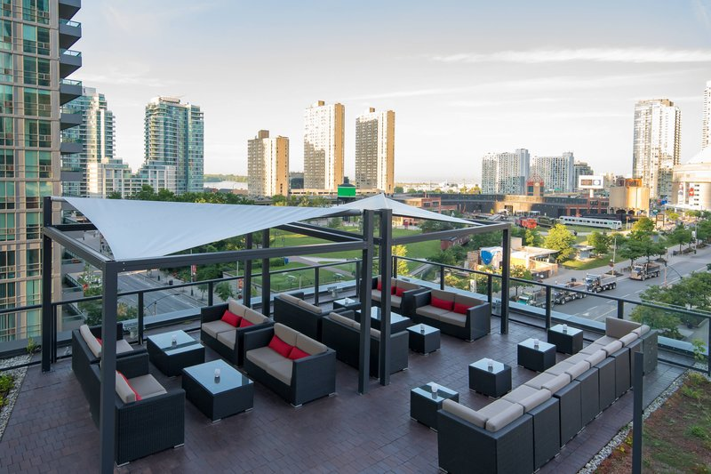 Delta Hotels by Marriott Toronto-The Roof at SOCO<br/>Image from Leonardo