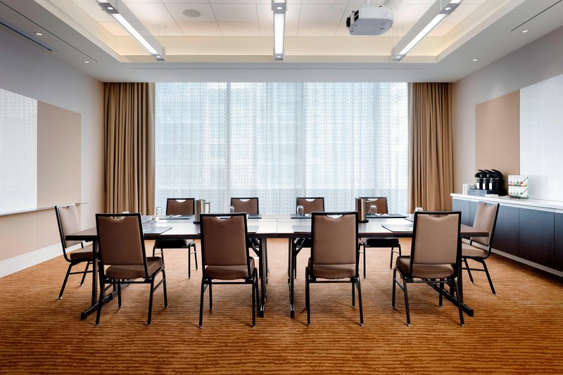 Delta Hotels by Marriott Toronto-Distillery Meeting Room - Boardroom Setup<br/>Image from Leonardo