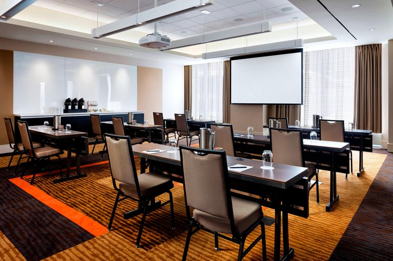 Delta Hotels by Marriott Toronto-Parkdale Meeting Room - Classroom Setup<br/>Image from Leonardo