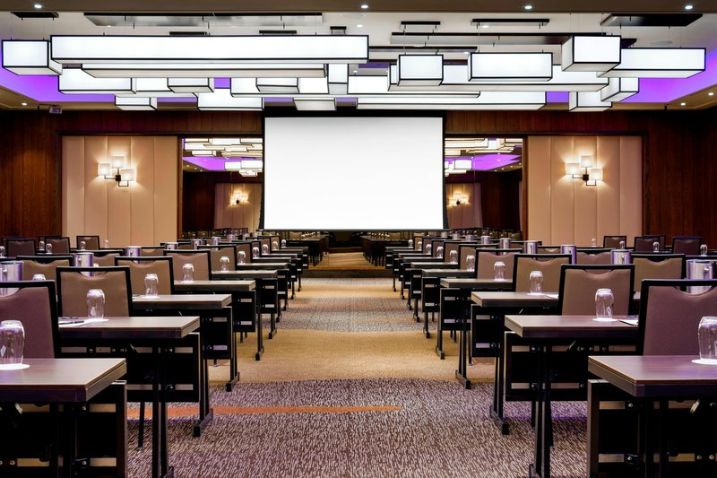 Delta Hotels by Marriott Toronto-Kensington Junior Ballroom - Classroom Setup<br/>Image from Leonardo