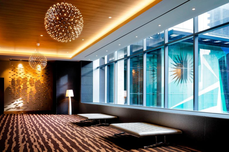Delta Hotels by Marriott Toronto-Kensington Junior Ballroom - Pre-Function Area<br/>Image from Leonardo