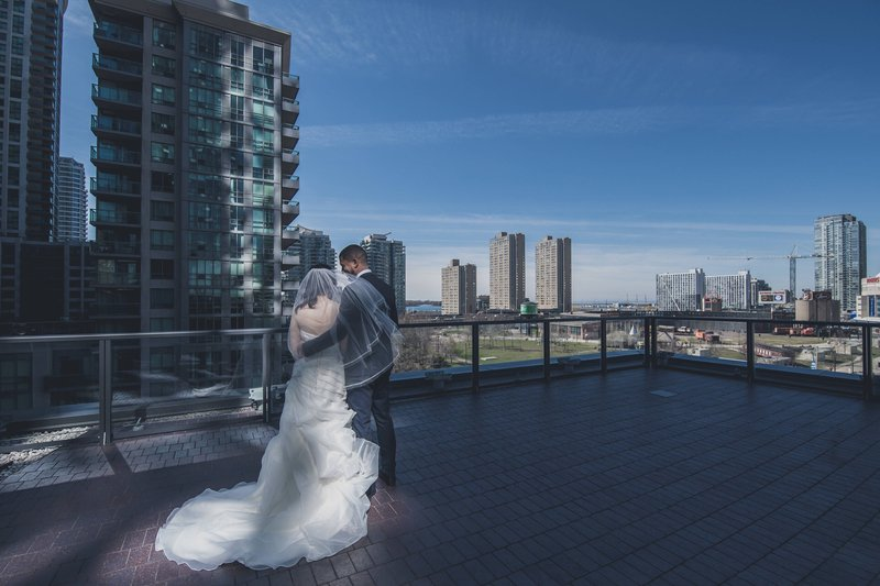 Delta Hotels by Marriott Toronto-Wedding Reception<br/>Image from Leonardo