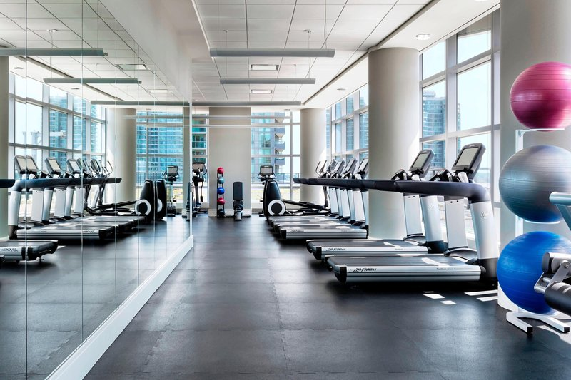 Delta Hotels by Marriott Toronto-Fitness Center<br/>Image from Leonardo