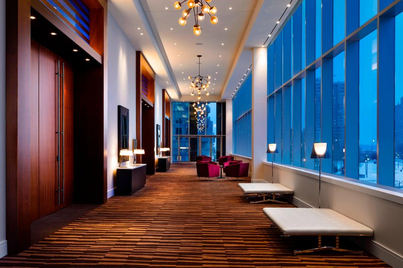 Delta Hotels by Marriott Toronto-SOCO Ballroom - Pre-Function Area<br/>Image from Leonardo