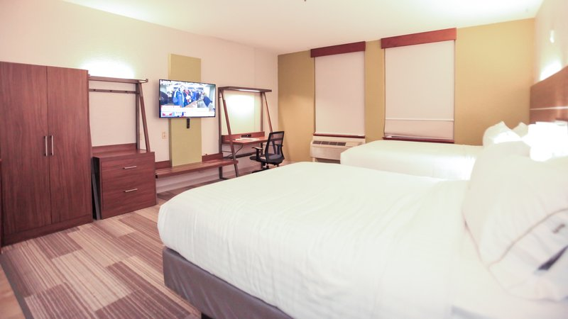 Holiday Inn Express Daytona Beach - Speedway-Guest Room<br/>Image from Leonardo