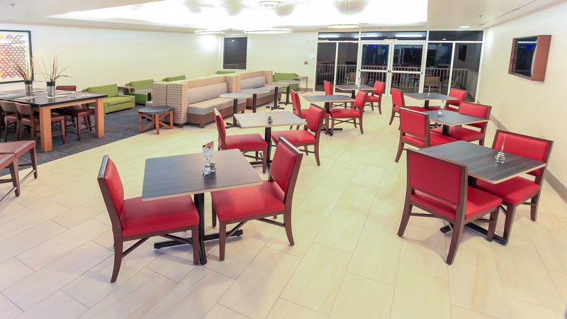 Holiday Inn Express Daytona Beach - Speedway-Our Great Room is spacious for all types of gatherings.<br/>Image from Leonardo