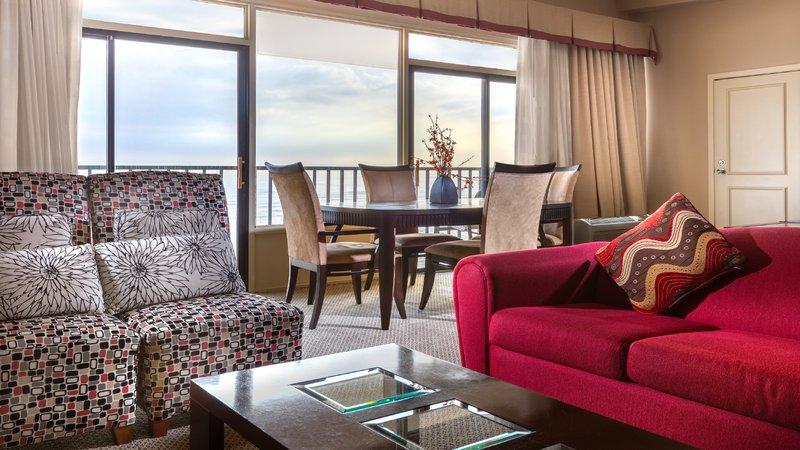 Holiday Inn Resort Galveston-On The Beach-Penthouse Dining Area<br/>Image from Leonardo